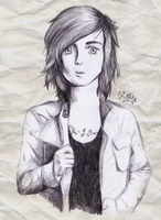 Kellin Quinn by DeadAmaranth