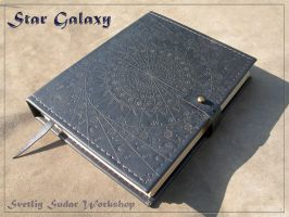 Leather Note Star Galaxy by Svetliy-Sudar