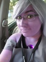 Amethyst Cosplay by Rechenka