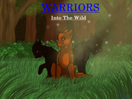 Warriors Cats Into The Wild by DemiiDee