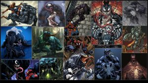 Venom Wallpaper by GT-Orphan