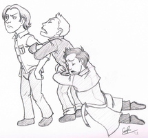 SPN - bunch of whiners by EndForEternity
