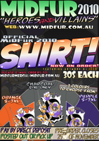 OFFICIAL MIDFUR2010 CON-SHIRT by carnival