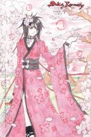 Ouka Ranman, Profusion of Cherry Blossoms by RyourieGKomuro03
