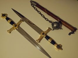 Tools of the knight by Wretched--Stare