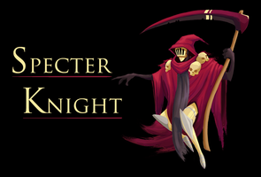 Specter Knight by PeterSenay