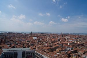 Venice panoramic view by Almile