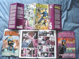 current invincible collection by SuperSamZero