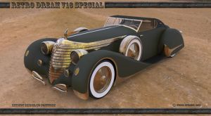 RETRO DREAM V16 SPECIAL-3-STEAMPUNK ? by dreamdesigner442