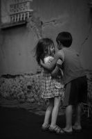 Street Kids by jhindley