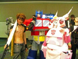 Transformers by DuysPhotoShoots