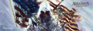 Assassin's Creed 3 Signature by kingsess