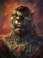 Orc by ARTistUF