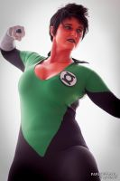 Green Lantern Shoot - 07 by PAPANOTZZI