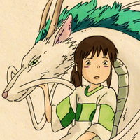 Spirited Away by retrobunny