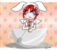 Tea cup by carcarchu