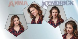 Anna Kendrick by ResolutionDesigns
