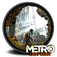 Metro-Last Light by edook