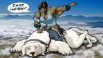 Korra gained some weight PROMO by LordDaroth