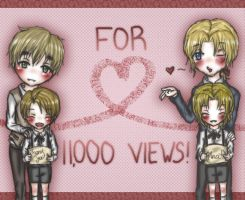 Thanks for 11 000 by Imeria