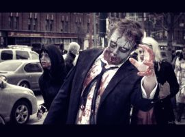Zombie Take Over by Jack-Nobre