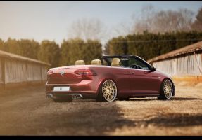 VW Golf MKVII CC - 2CBVT by MurilloDesign