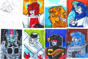 TF - Trading Cards - Various by plantman-exe