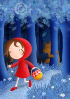 Little Red Riding Hood by HannahChapman