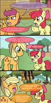 Ask Pun Pony: Infestation (#110) by AniRichie-Art
