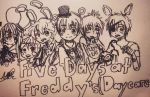 Five Days At Freddy's (Daycare) by NorthGuam