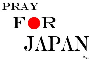 Pray For Japan by ZIMshaun