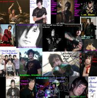 A7X Collage: The Rev by Dead-of-all-emotion