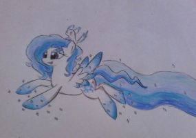 Ice dreams speed tail by Ice-Dreams