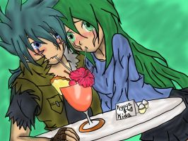 First Date by Kazami-Girl