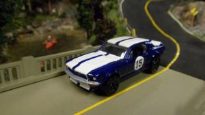 '67 Ford Mustang GT #15 by hankypanky68