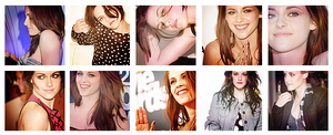 10 icons of kristen stewart. by MyloveRobsten