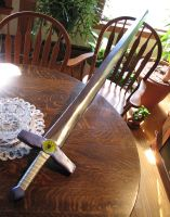 The Biggoron's Sword by icequeenserenity