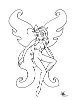 Fairy Flashart by Almigh-T