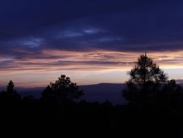 Henry mountains sunset 03 by Urmar