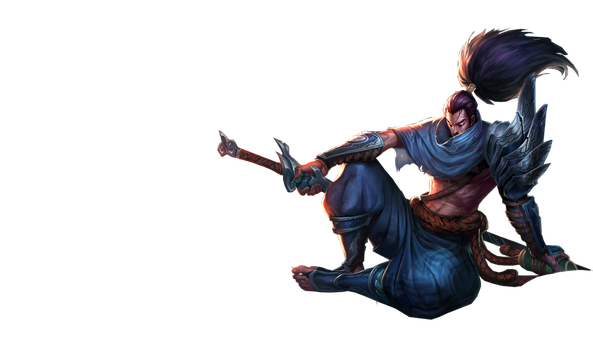 Yasuo by LOLSivel
