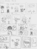 Hetalia Dodgeball - Part 3 by CaptainAki13