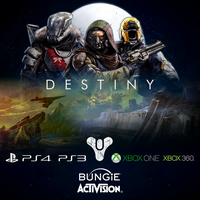 DESTINY LAUNCH POSTER by F1yingPinapp1e
