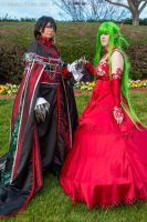 Geass, all about those pretty clothes. by MissMina2