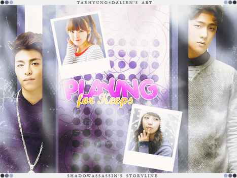 Playing For Keeps Poster by galaxytaehyung