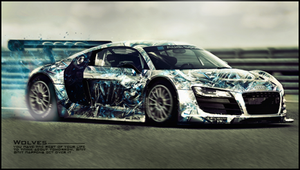 Audi R8 Signature by NXWxWolves