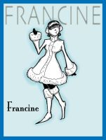 Special: FRANCINE by The-Flying-Penguin