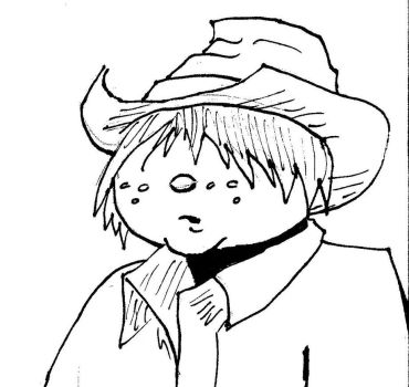 Lil Cowboy by jimmiemays
