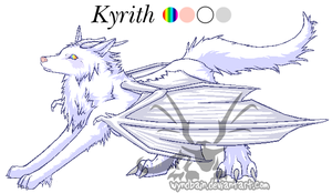 Kyrith Character Sheet by Wyndbain