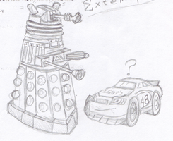 +:Exterminate The Jimmie:+ by nasacar