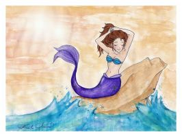 Katara Mermaid by GoldenSplash